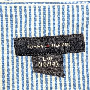Tommy Hilfiger Shirts & Tops - Tommy Hilfiger striped button up